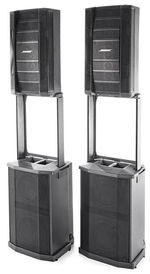 Bose F1 Line Array Bundle